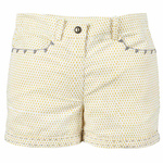 Felix Shorts Yellow