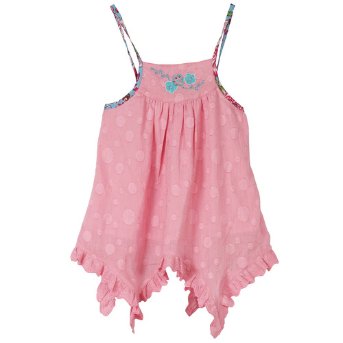 Mila Girls Top Pink