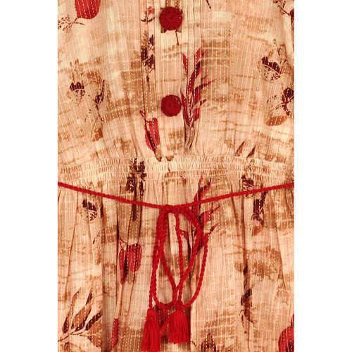 Argyle Dress Antique
