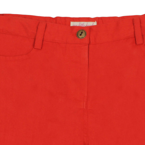 Moha Shorts Red