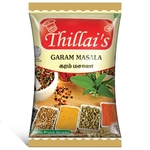 Thillais Garam Masala-All-Purpose Seasoning Indian Spice Mix adds Pungency Flavor Fresh Warm and Aromatic
