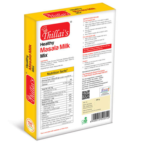 Masala Milk Mix