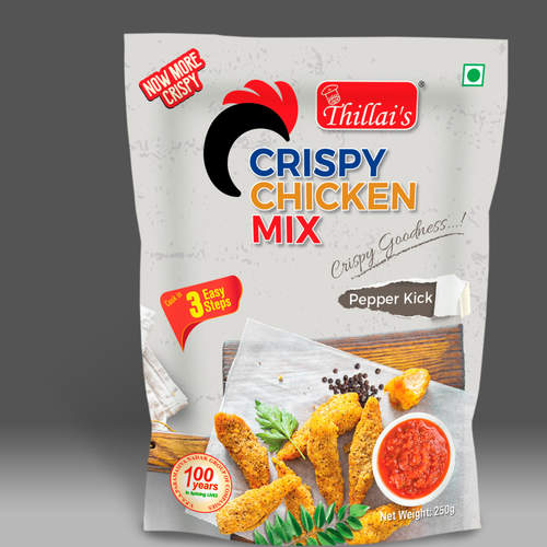 Crispy chicken mix - Pepper kick