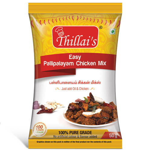 Thillais Palliplayam Chicken Mix