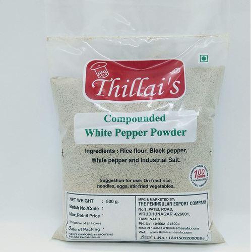 Thillais Compound white pepper-500g