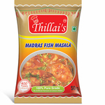 Madras Fish Masala