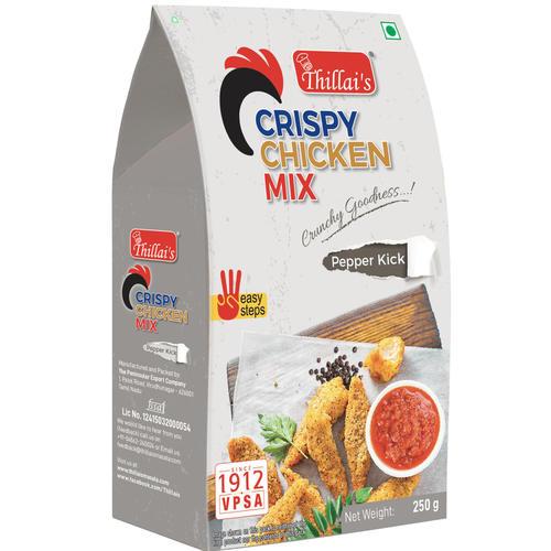Crispy chicken mix - Pepper kick (Excl GST)