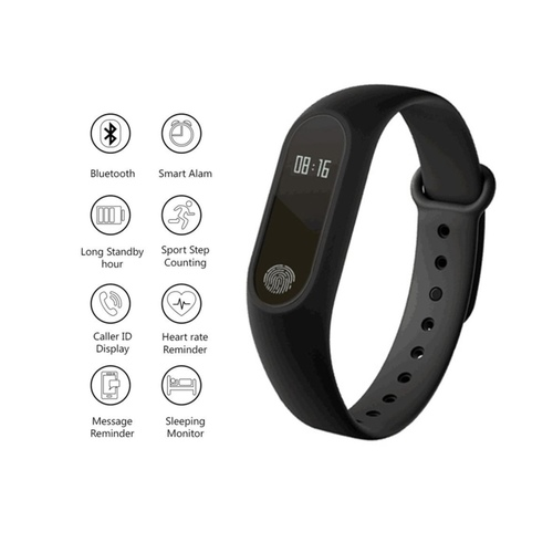 Intelligent Health & Fitness Tracker