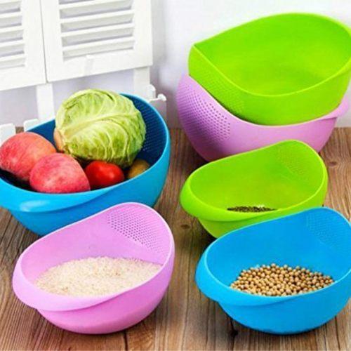 Multipurpose Premium Plastic Washing Bowl