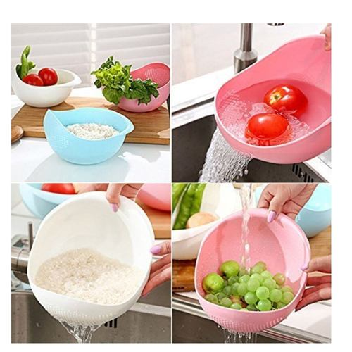Multipurpose Premium Plastic Washing Bowl
