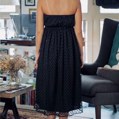 Hani Polka Dot Dress