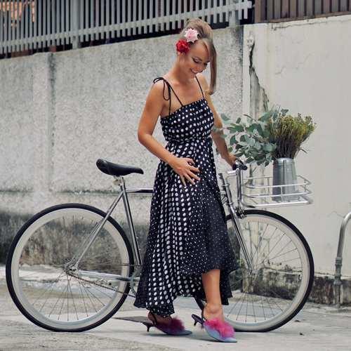 Vienne Dress