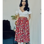 Aria Vintage Skirt