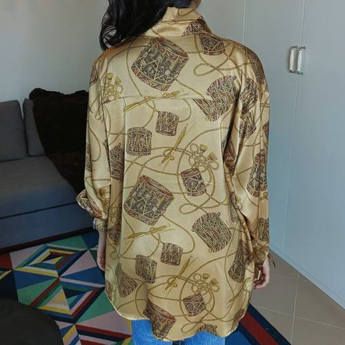 Vintage Golden Drum Shirt