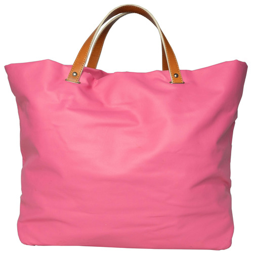 DSQUARED Milan Pink Tote Bag