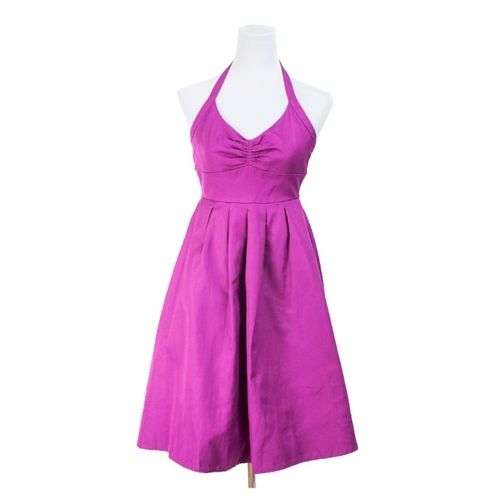 J. Crew Purple Dress