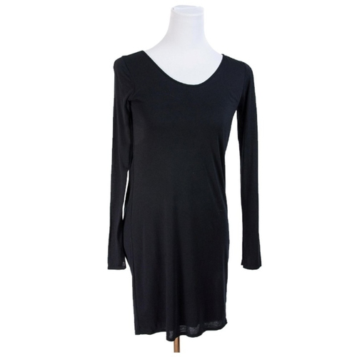 Helmut Lang Black Dress