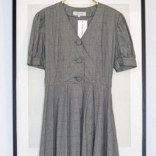 Vintage Intier Dress