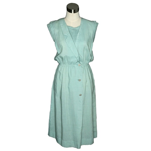 Vintage Ladies Fashion Dress