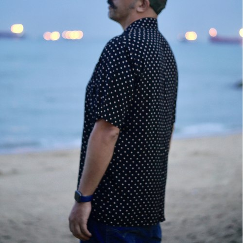 Nyeusi Shirt