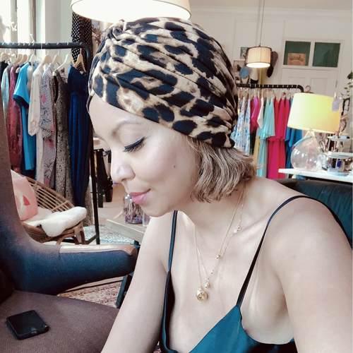 Cheetah Turban