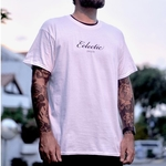Eclectic People Tee - White