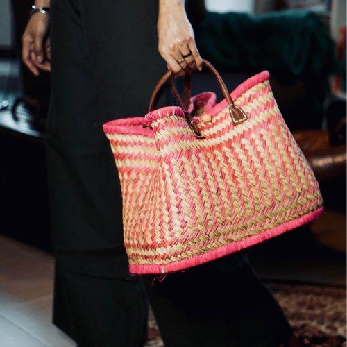 Tropez Basket Bag