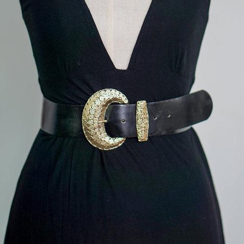 Vintage Chunky Belt
