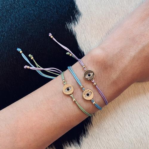 Alejandra Evil Eye Bracelet