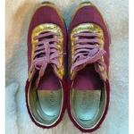 Chanel Tweed Sneakers