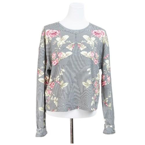 McQ Alexander McQueen Floral Sweater