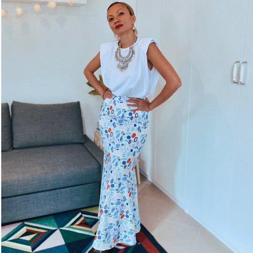 Panash Luana Skirt