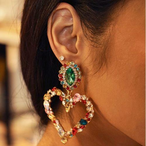 Camelia Earrings