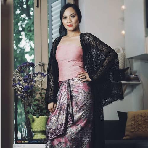 Asmaa Crochet Abaya