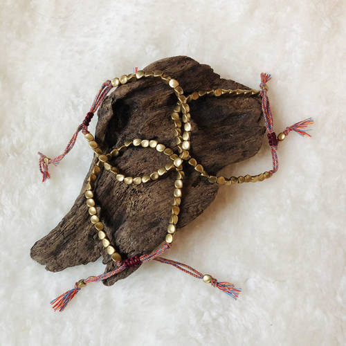 Tibetan Copper Bracelet