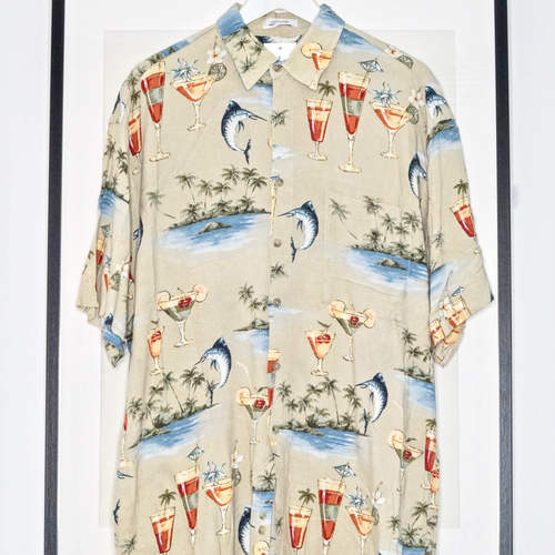 Vintage Pierre Cardin Martini Shirt