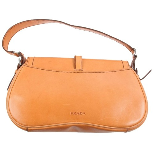Prada Leathe Tote Bag