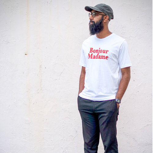 Bonjour Madame T-shirt