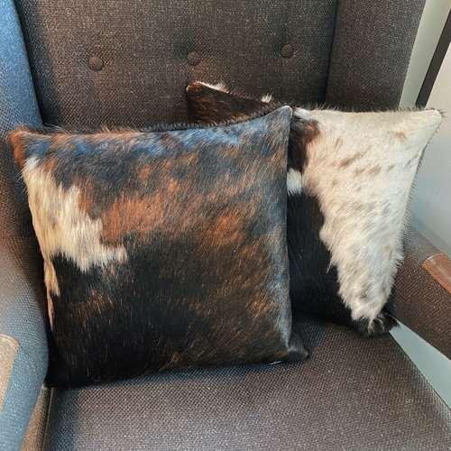 Genuine Leather Pillowcase Set 3