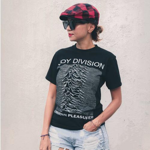 Joy Division Black Tee