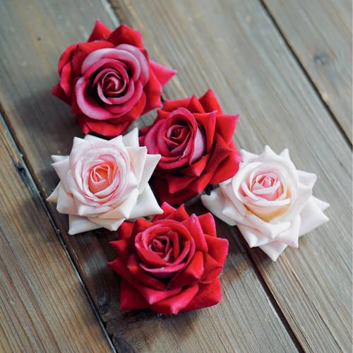 Rose Hair Pin
