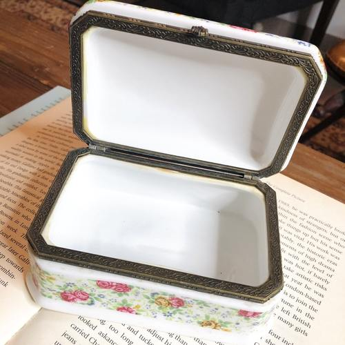 Shakespeare & Co Jewellery box