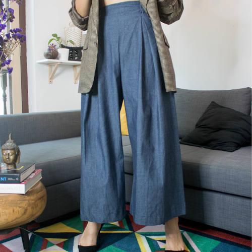 Aaliyaa Flare Pants
