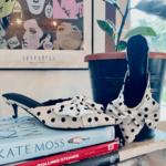 Dotsy Kitten Heels