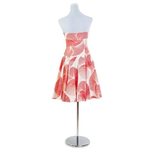Diane Von Furstenberg Anita Strapless Dress