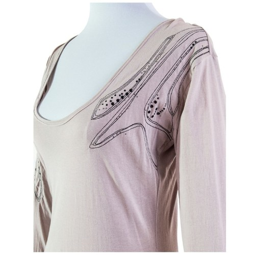 Diesel Long Sleeved T-Shirt Dress