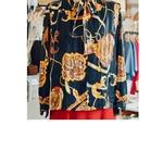 Vintage French Silk Shirt