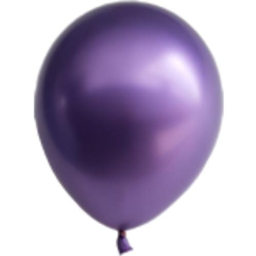 "12"" Chrome Balloons"