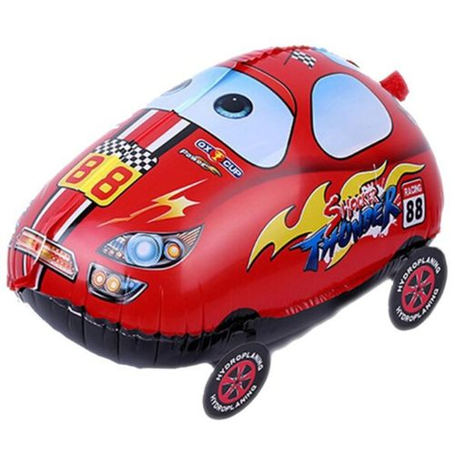 [Helium Inflated] Cartoon Car Animal Walker