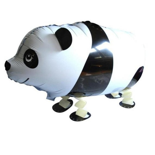 [Helium Inflated] Panda Animal Walker